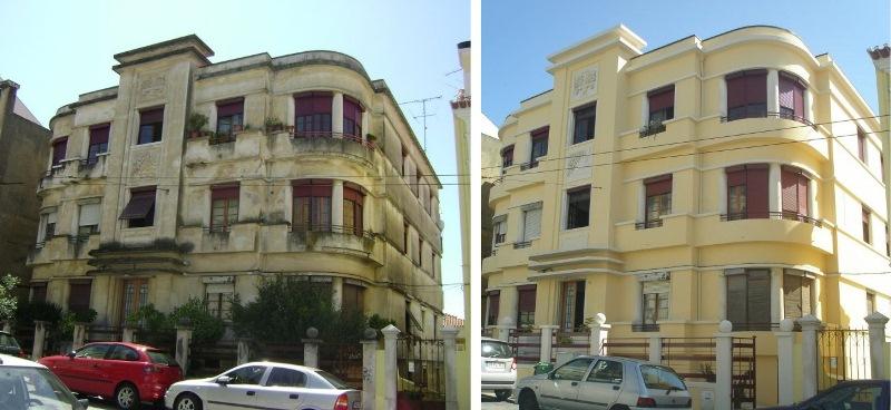 Rua António Almeida